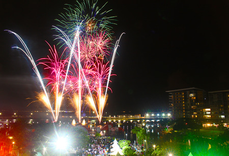 Darwin New Year's Eve Celebration 2019