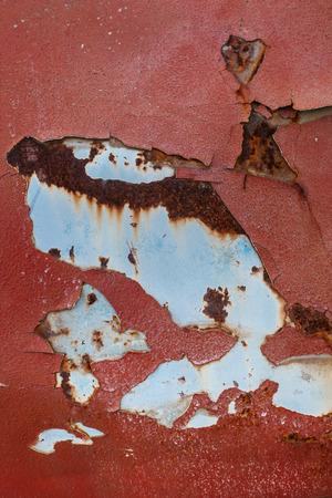 Rusted metal background Фото со стока