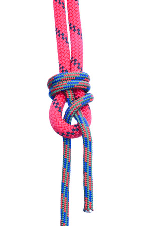 Bram-shkotovy knot. Collection of photos - knots used in mountaineering and rock-climbing