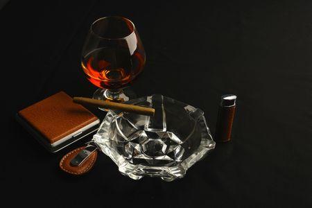 cognac sigar composition