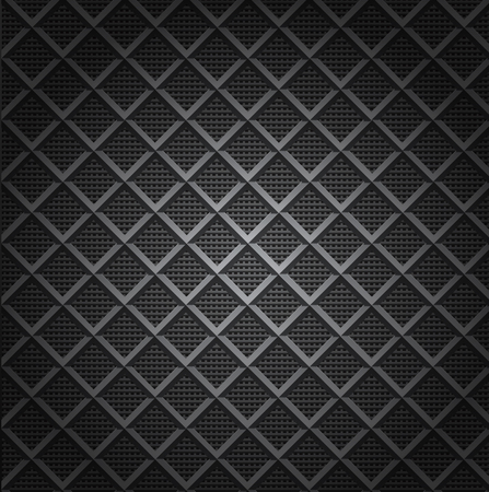 grid background: Realistic rhombus grid background eps 10 vector