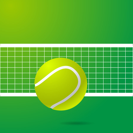 Tennis design  background vector illustration eps 10 Ilustração