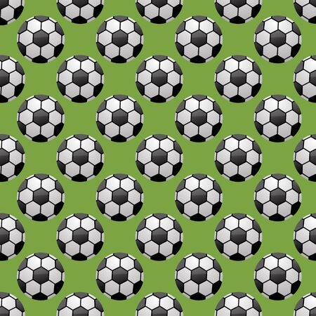 Football green pattern eps 10 vector illustration