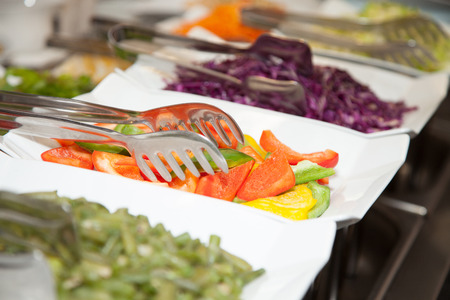 Restaurant buffet photo fresh food 10