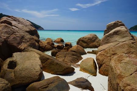 redang: redang island Stock Photo