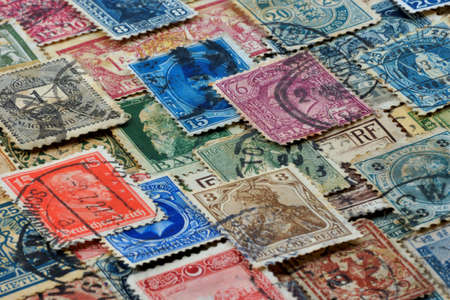 Philately is the field of collecting and studying the history of national postage stamps. The fee for sending items by mail.