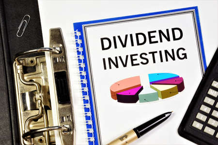 Dividend investment. Financial strategy, the goal of achieving profit in the future.