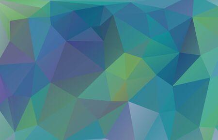 blue violet: Background low poly