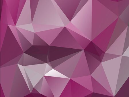 lozenge: abstract geometric background from crystal - Background low poly