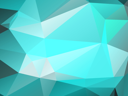 crystal background: abstract geometric background from crystal - Background low poly