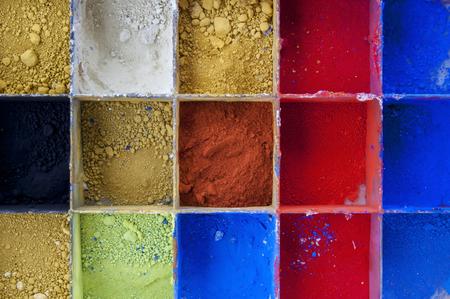pigments: Vibrant Color Pigments