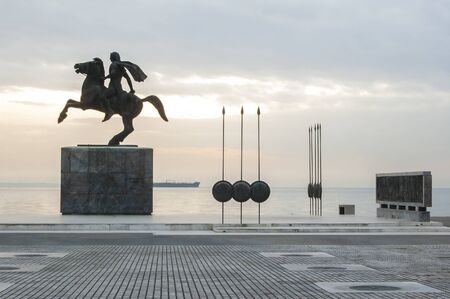 alexander the great: Statue of Alexander the Great