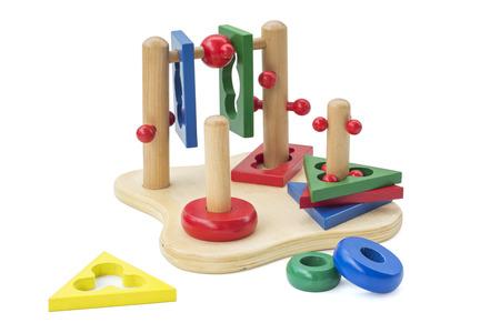 Preschool wooden toy