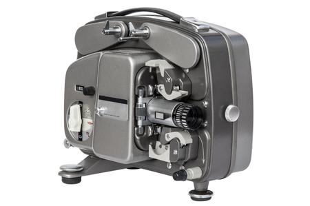 Vintage 8 mm portable film projector
