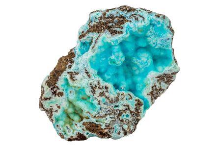 Sky Blue HEMIMORPHITE Crystal Mineral Specimen