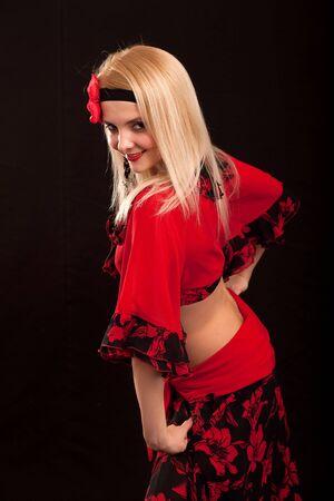 Incendiary Gipsy dance photo