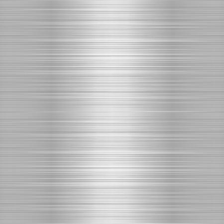 Placa de metal o aluminio cepillado