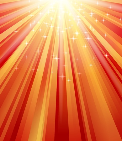 sunrays: Shine From Above Stock Photo