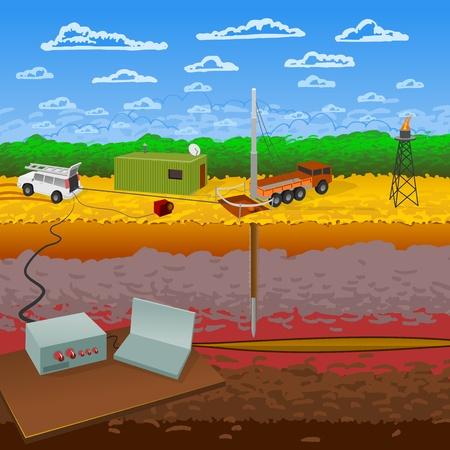deforestacion: Sistemas de registro y Sondas Vectores