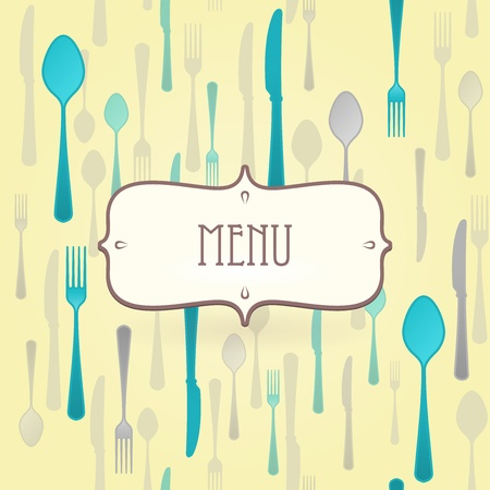 Premium Restaurant Menu Stock Vector - 11913683