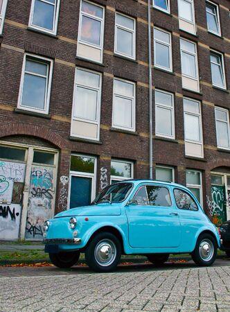 fiat: Fiat 500 Editorial