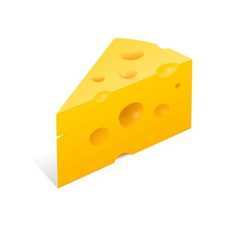 queso: Queso Ilustraci�n Vectores