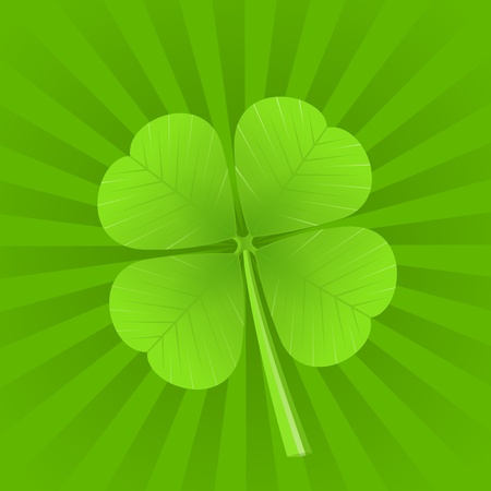 Clover Illustration Vector