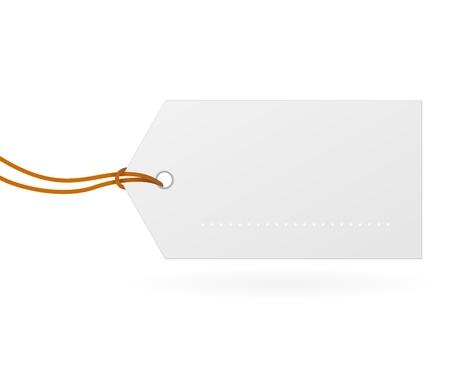 balise: �tiquette de papier