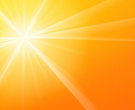 warm: Sunny Sunshine