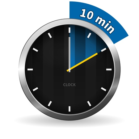 minute?: Reloj de 10 minutos para el final