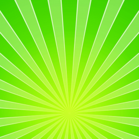 Green Light Beam Background Иллюстрация