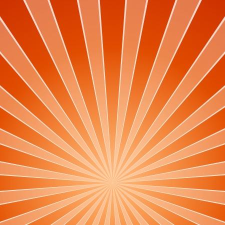 raggi di luce: Sfondo Rosso Glowing