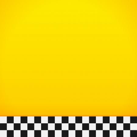 taxi: Taxi tablero de ajedrez