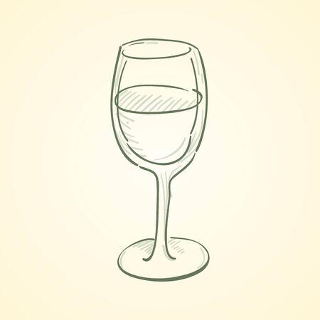 bocal: Wine Glass