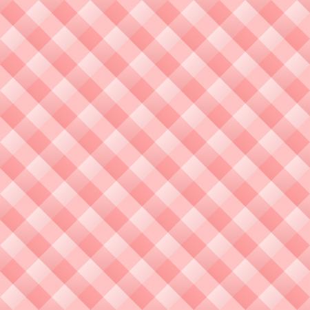 Pattern Red Kitchen Ilustración de vector