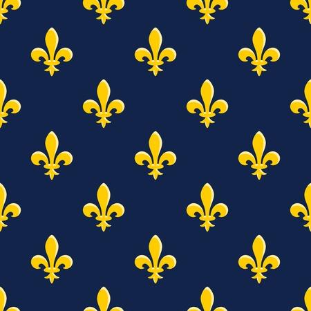 scout: Yellow Emblem Pattern