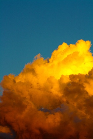 High Clouds Stock Photo - 20763614