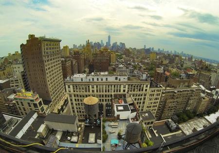manhatan: Manhattan Architecture Stock Photo