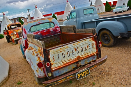 pickups: Vintage Pickups Editorial