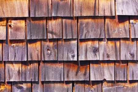 damaged roof: Wooden Roof