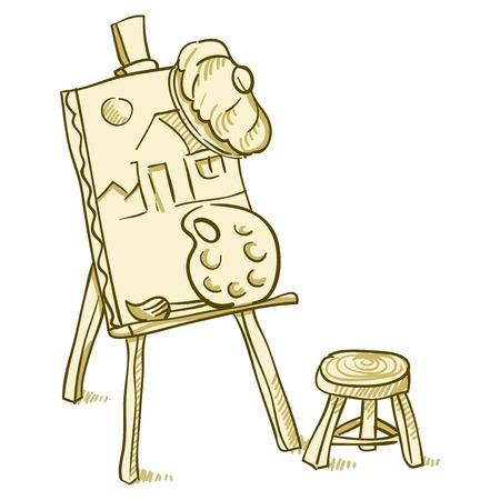 artboard: Art Board Illustration Illustration