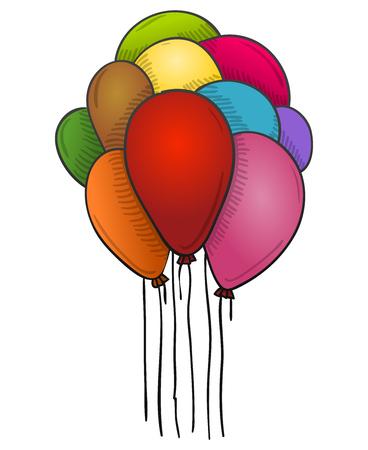 balon: Floating Balloons