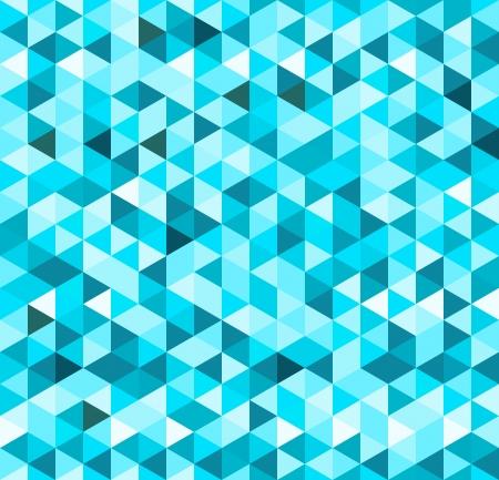 青色の幾何学的な背景