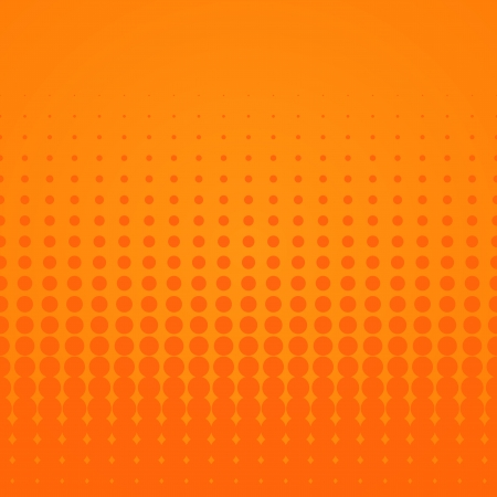 ハーフトーンのデザイン  イラスト・ベクター素材