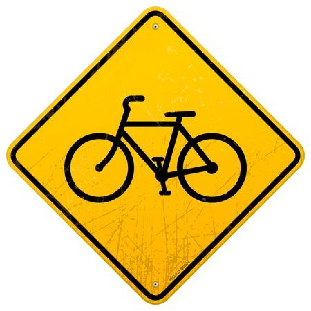 Bike Sign Vector