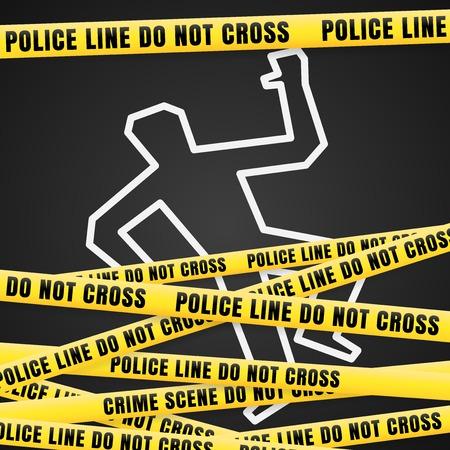 crime scene: Accidentes con Víctimas