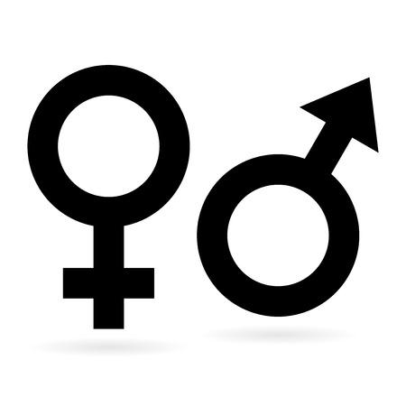 セックス シンボル  イラスト・ベクター素材