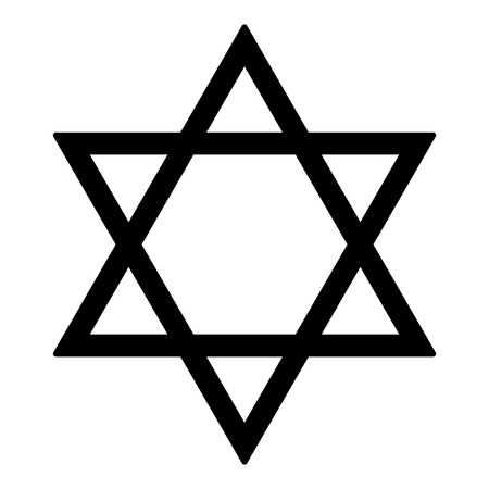 worshiping: Judaism Star