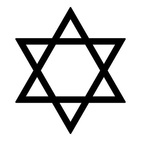 Judaism Star