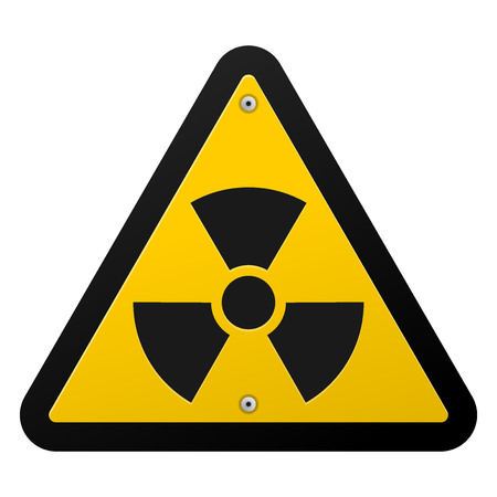 poisoning: Nuclear Radiation Symbol